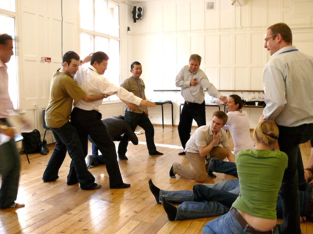 London Shakespeare Workout LSW Prison Project